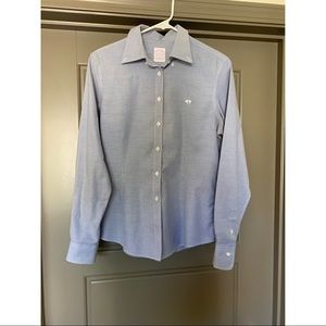 Brooks Brothers women's collared shirt